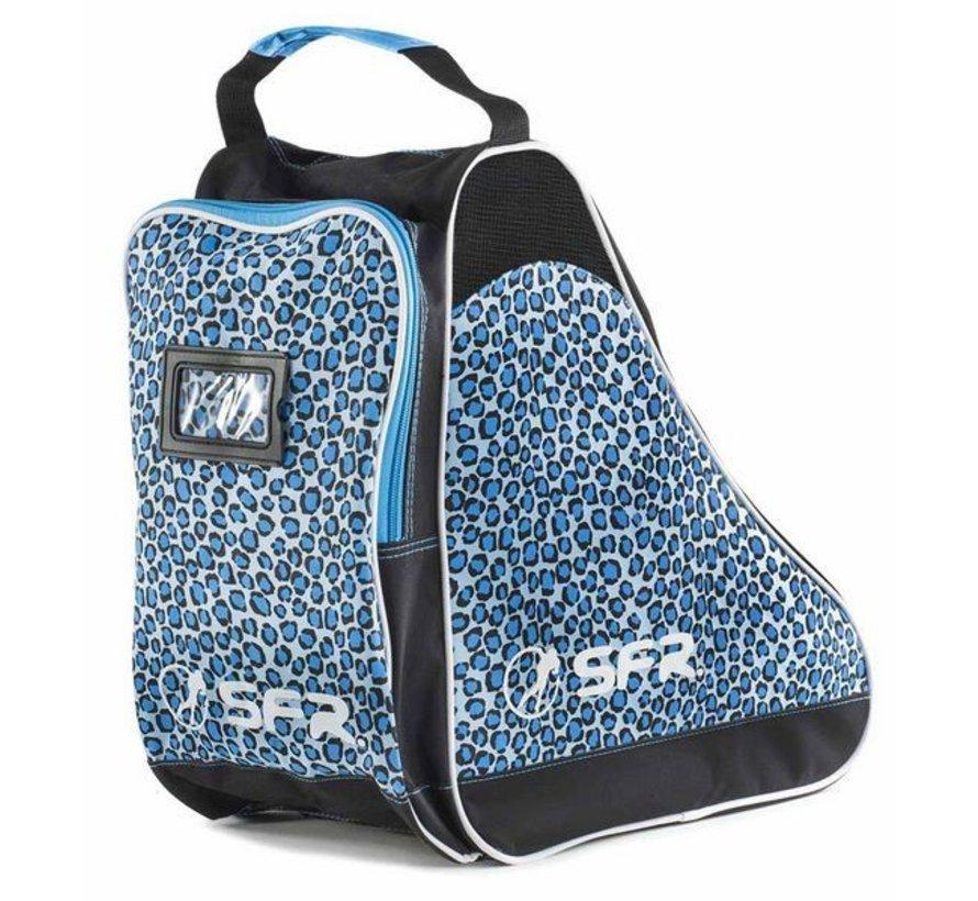 SFR Skate- & Schaatstas Blue Leopard