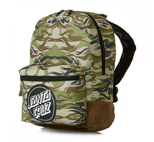 Santa Cruz Santa Cruz Camo Dot backpack