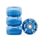 Rio Roller Rio Roller Light Up Wielen Blue Glitter