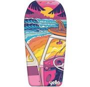 Yello Yello Beach 41'' Bodyboard