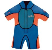 Yello Yello Puffer Shorty Wetsuit Kids 4J