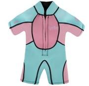 Yello Yello Seahorse Shorty Wetsuit Kids 4J