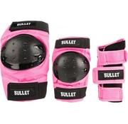 Bullet Safety Gear Bullet Beschermset Junior Large (9-12j) Roze