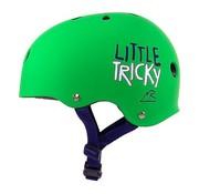 Triple Eight Triple Eight Lil Tricky Skatehelm Groen (49-52cm)