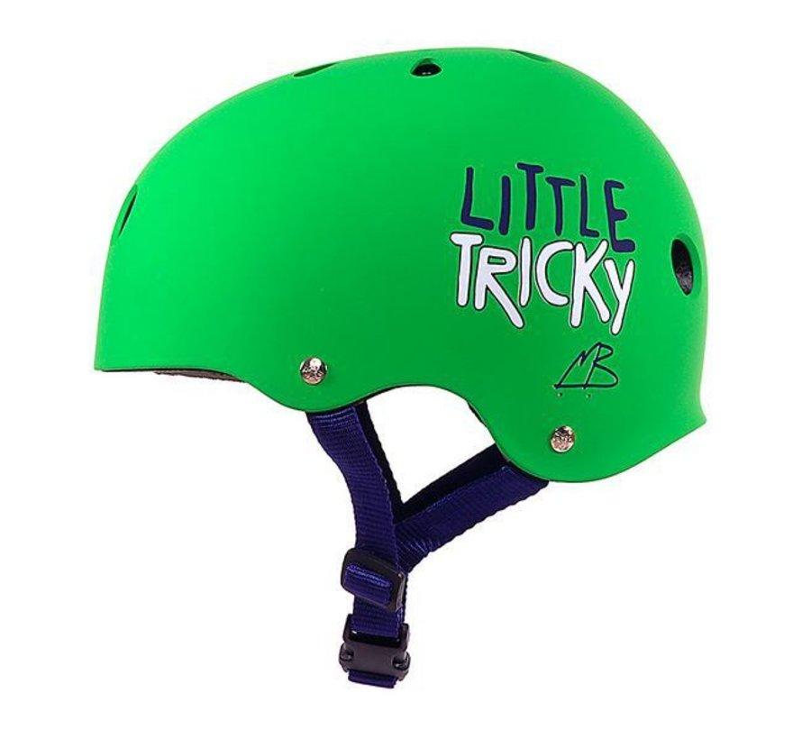 Triple Eight Lil Tricky Skatehelm Groen (49-52cm)