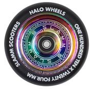 Slamm Scooters Slamm 110mm Halo Deep Dish Stuntstep Wiel Neochrome
