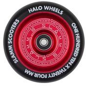 Slamm Scooters Slamm 110mm Halo Deep Dish Stuntstep Wiel Rood