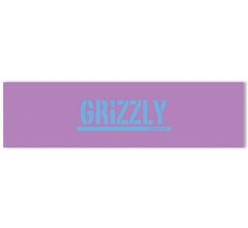 Grizzly Grizzly T-Puds Stamp Rasta 9'' Griptape Sheet