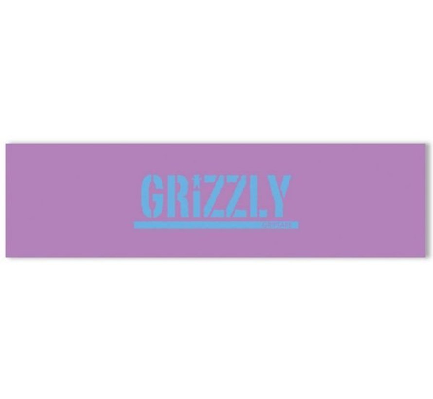 Grizzly T-Puds Stamp Rasta 9'' Griptape Sheet