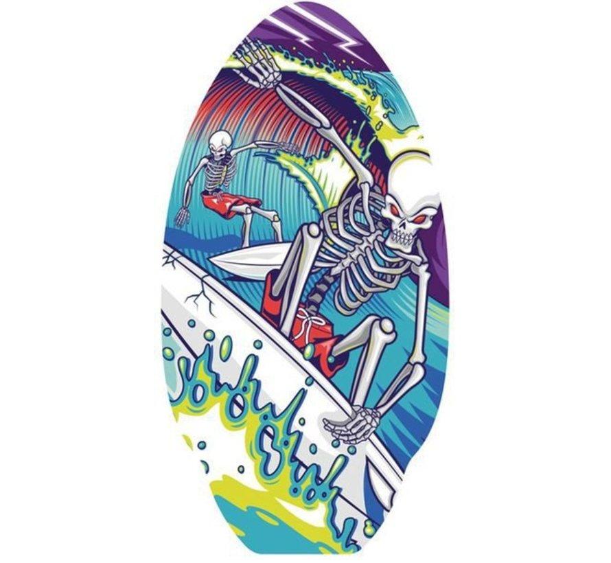 Yello Skeleton 30'' Skimboard