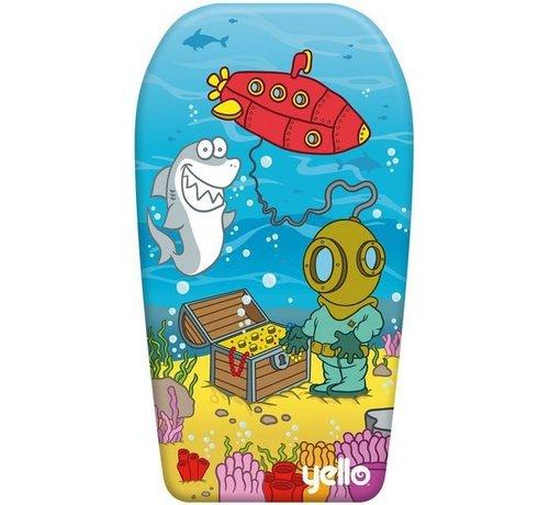 Yello Yello Treasure 33'' Bodyboard