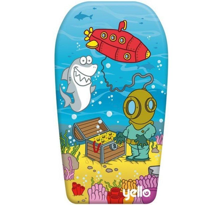 Yello Treasure 33'' Bodyboard