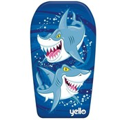 Yello Yello Sharks 33'' Bodyboard