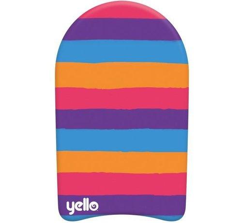 Yello Yello Colors 18'' Kickboard