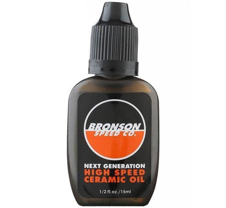 Bronson High Speed Ceramic Oil 15ml