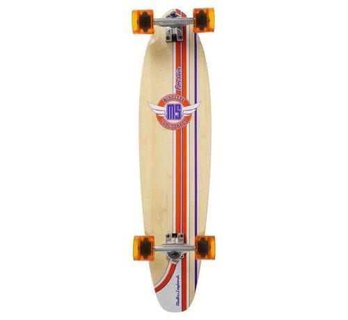 Mindless Longboards Mindless Corsair 38'' Longboard Paars