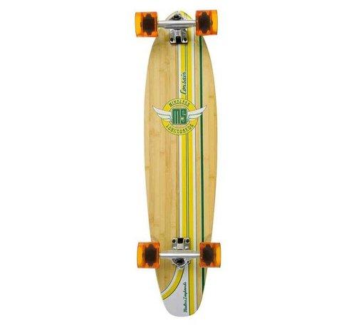 Mindless Longboards Mindless Corsair 38'' Longboard Groen