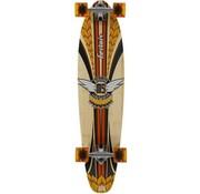 Mindless Longboards Mindless Corsair II Longboard Oranje