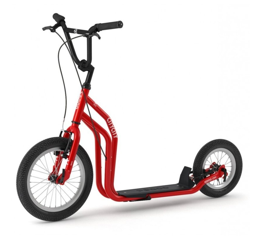 Yedoo Autoped New City Rood