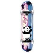 Enjoi Skateboards Enjoi Tropical Airbrush Panda 8.0 Skateboard