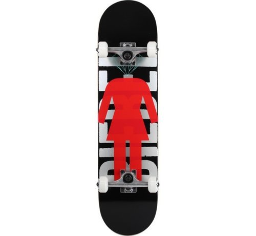 Girl Girl Brandon Biebel Supply Co. 8'' Skateboard