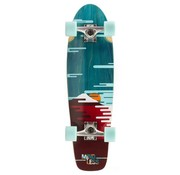 Mindless Longboards Mindless Sunset 28'' Cruiser Green