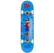 Enuff Skateboards Enuff Skully 7.5'' Mini Skateboard Blauw