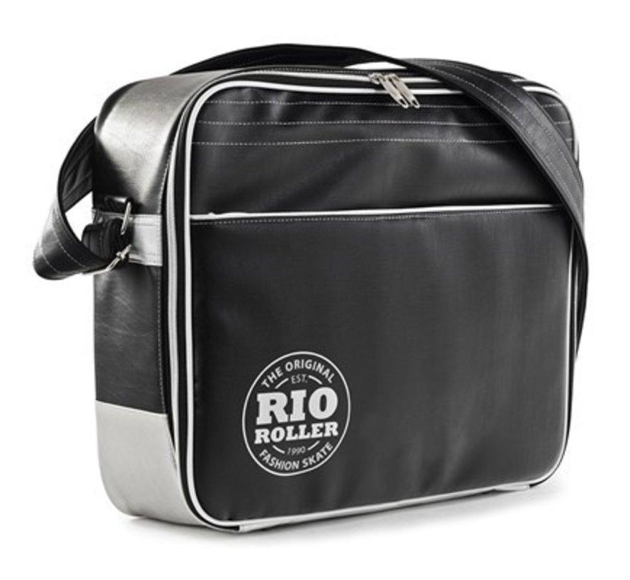Rio Roller Fashion Bag Black-White