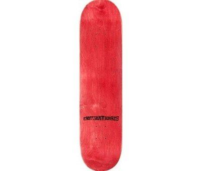 Enuff Skateboards Enuff Classic Deck Blank Rood