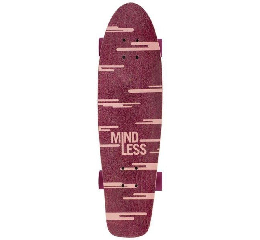Mindless Sunset 28'' Cruiser Burgundy
