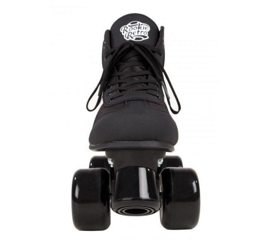 Rookie Retro Rolschaatsen Zwart-Wit