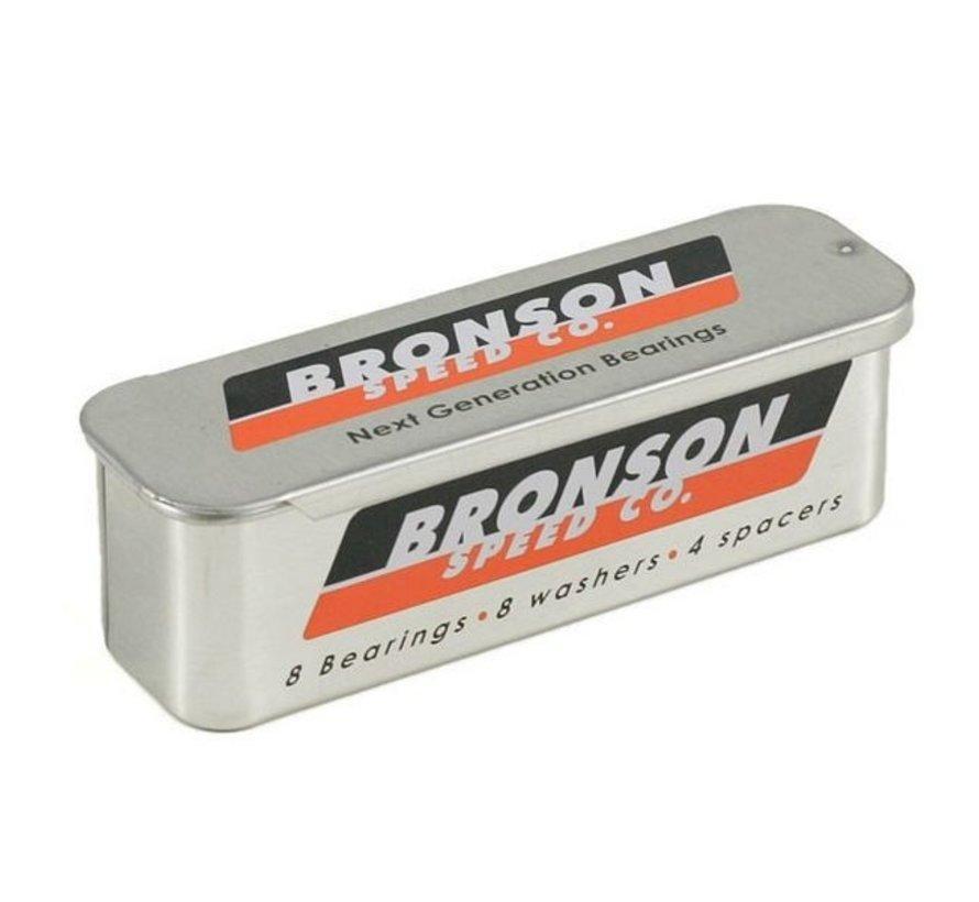Bronson Speed Co. G3 Skateboard Lagers