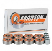 Bronson Speed Co. Bronson Speed Co. G2 Skateboard Bearings