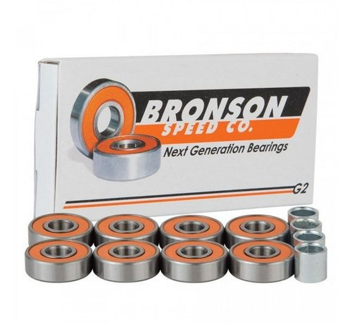 Bronson Speed Co. Bronson Speed Co. G2 Skateboard Lagers