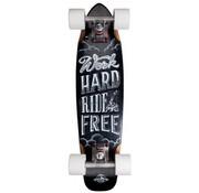 D-Street D-Street Ride Free 23'' Cruiser Skateboard