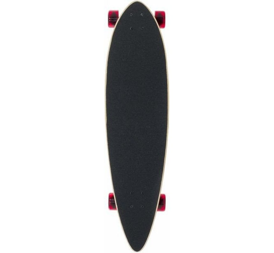 Voltage Stubby Pintail Longboard Blauw