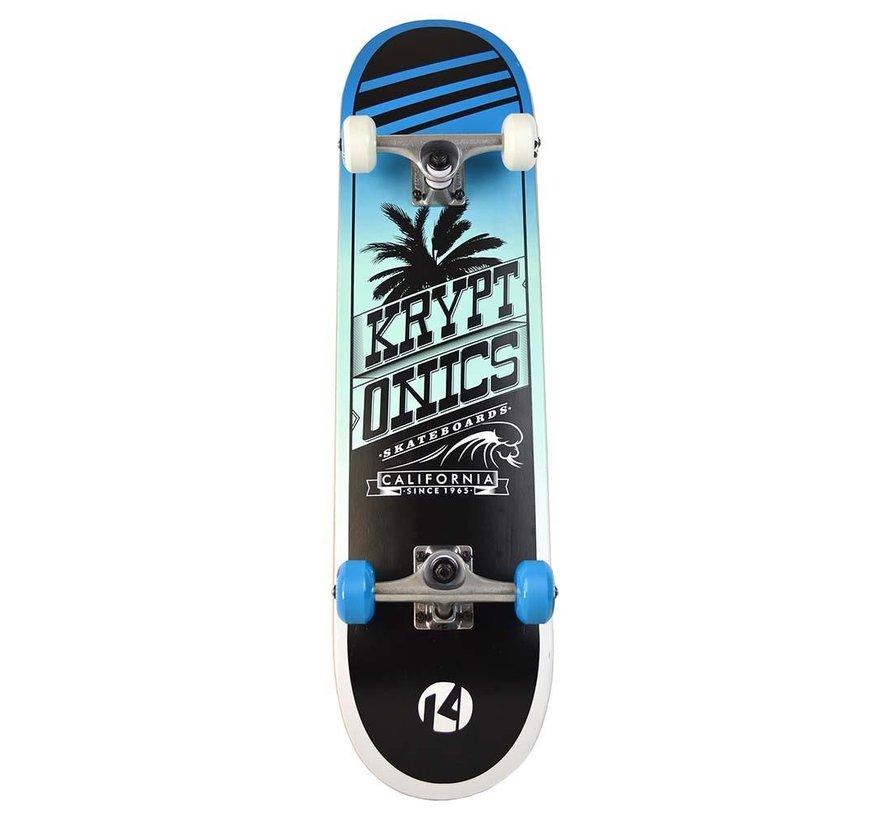 Kryptonics Cali Swell 7.75'' Skateboard
