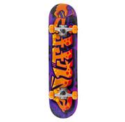 Enuff Skateboards Enuff Graffiti 7.25 Mini Skateboard Oranje-Paars