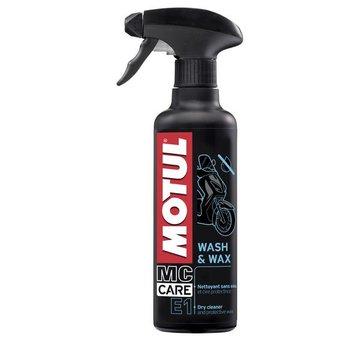 Motul E1 Wash & Wax