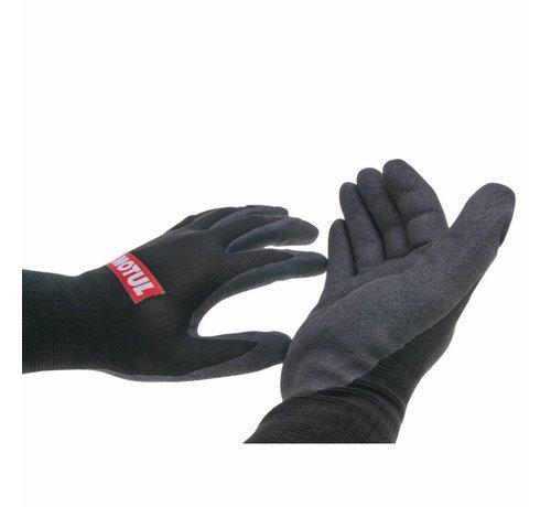 Motul Werk Handschoenen Zwart - Motul