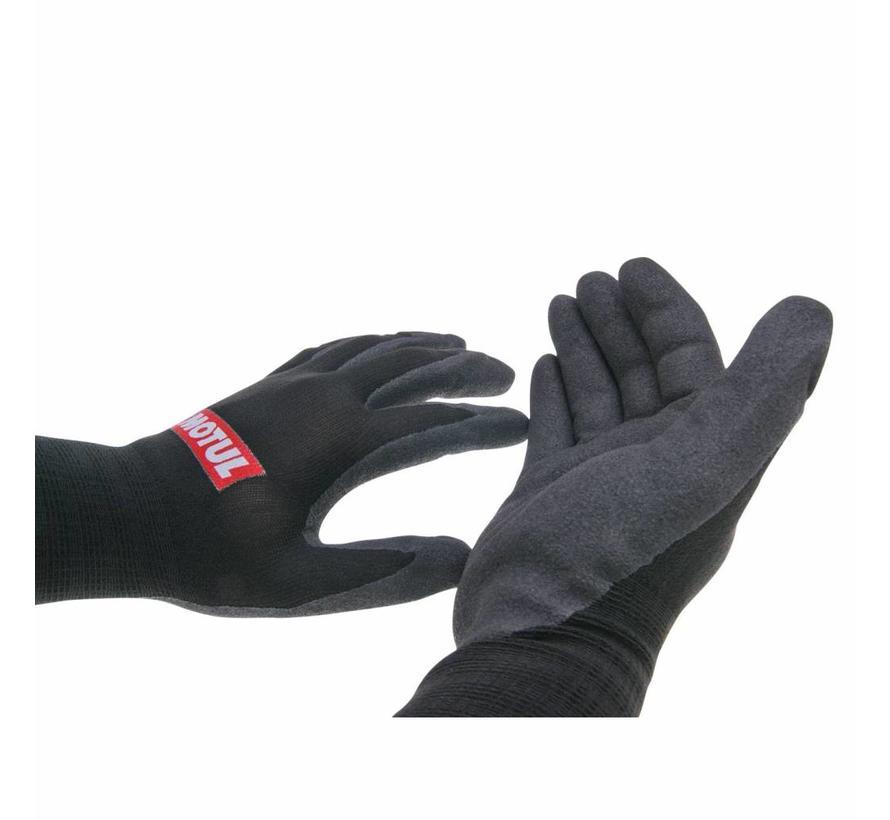 Werk Handschoenen Zwart - Motul