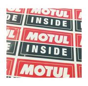 Motul Motul Inside Sticker Sheet