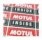 Motul Inside Sticker Sheet - Motul