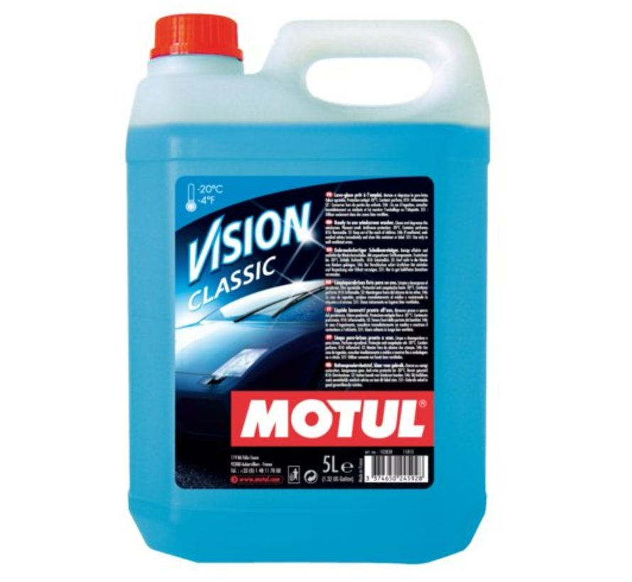 Vision Winter -20°C - Motul