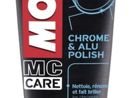 Motul E6 Chrome & Alu Polish