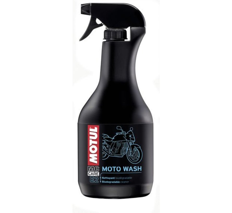 E2 Moto Wash - Motul