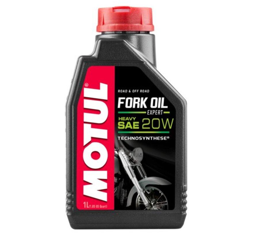 Fork Oil Expert Heavy 20W - Motul