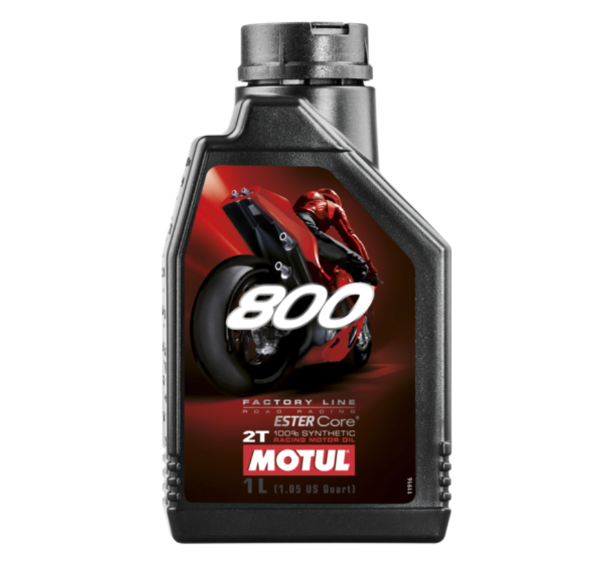800 2T Off Road - Motul