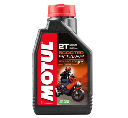 Motul Scooter Power 2T - Motul