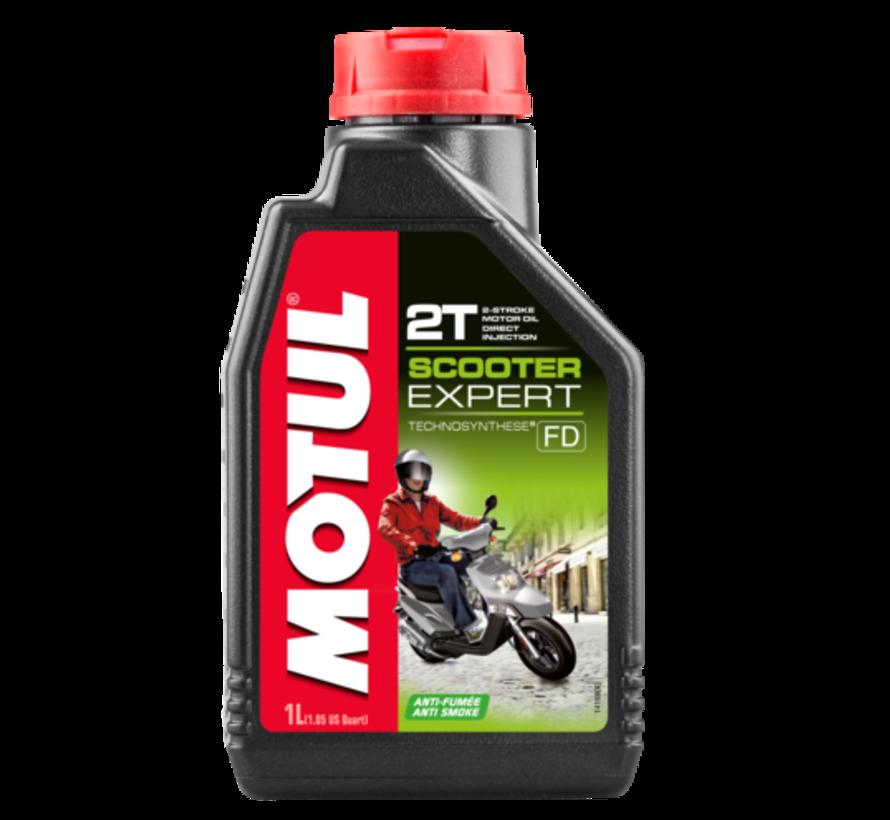 Scooter Expert 2T - Motul